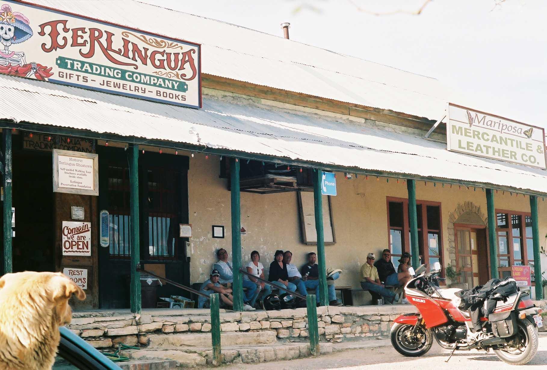 Terlingua World Chili Cookoff 2004 3